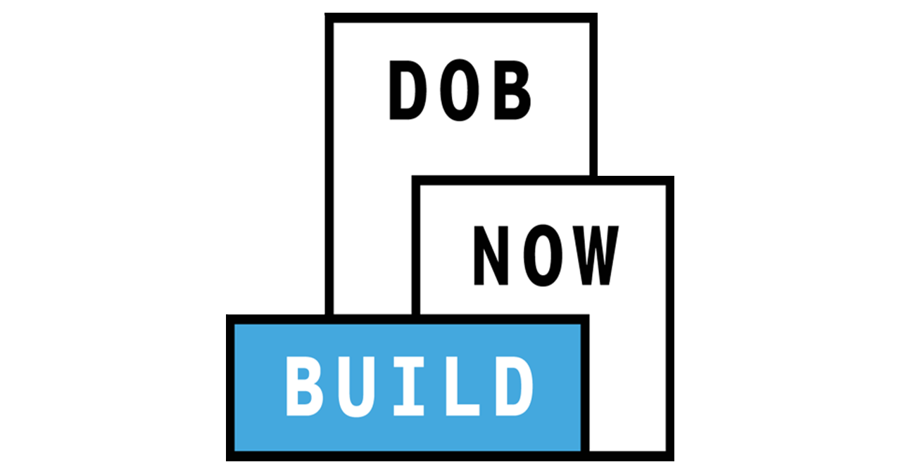 DOB Now Build Logo
