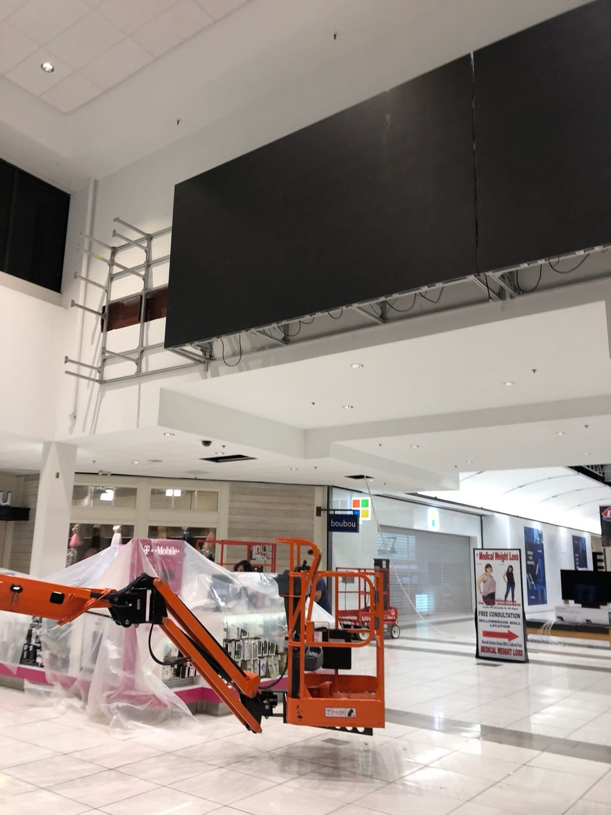 LED Digital Displays